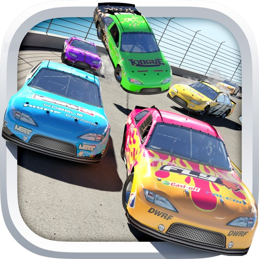 Daytona Rush iOS App