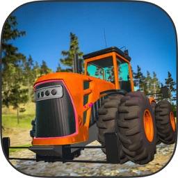 Off-road Mountain Farming Simulator-Village Life