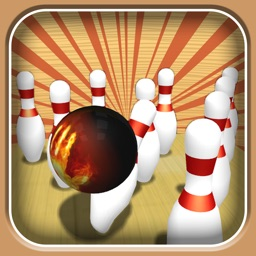 Bowling 3D Cool Strike Wins