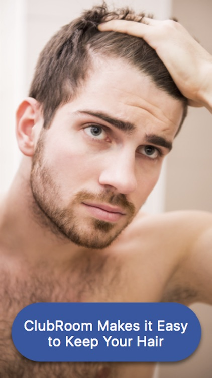 ClubRoom - Hair Loss Cure and Treatment for Men