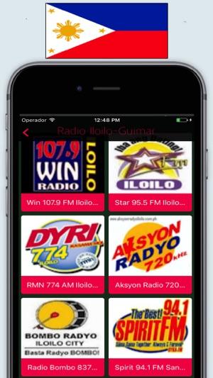 Radio Philippines Fm Live Radyo Stations Online On The App Store
