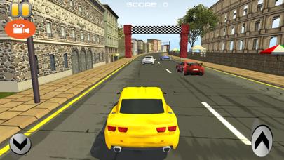 Beach City Car Super Racing Sim screenshot one