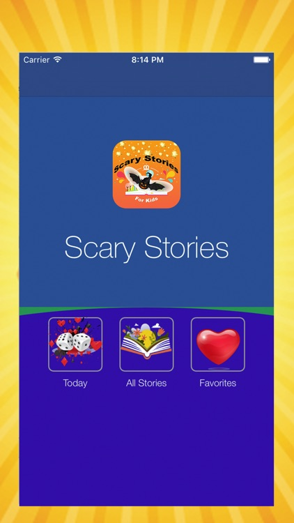 Scary Stories For  Kids