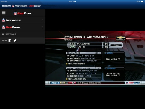 Watch NFL Network screenshot 1