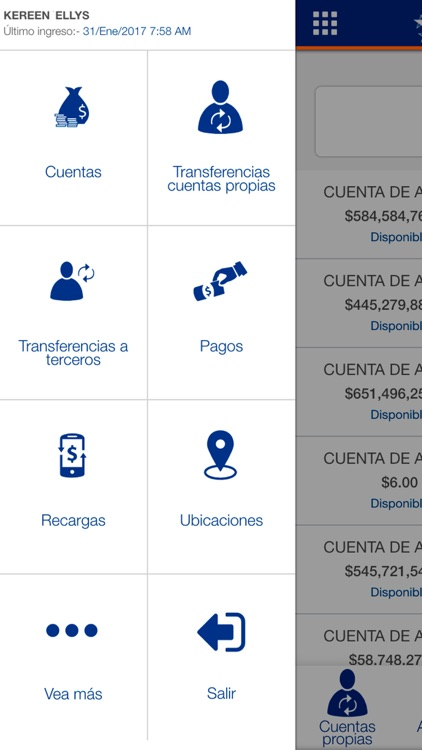 Banco General, S.A. screenshot-1