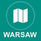 Варшава, Польша : Offline GPS-навигации icon