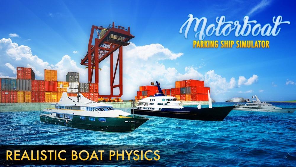 Motor-Boat Parking Ship Sim-ulator 2017 Cheat Codes
