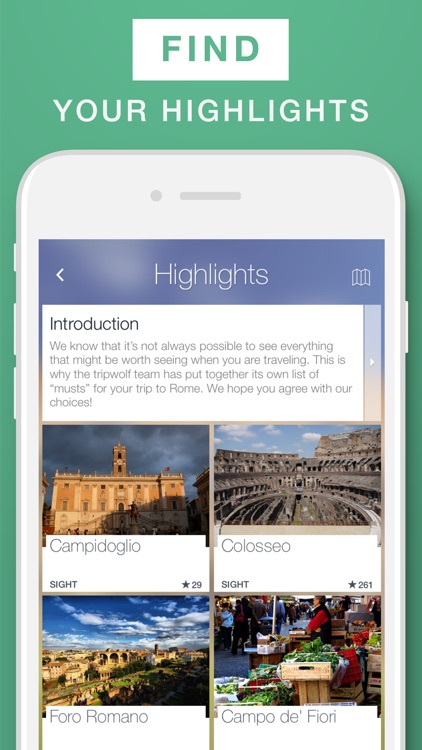 Rome - Travel Guide & Offline Map