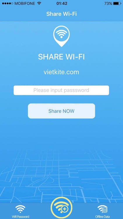 Wifi Password: Share free wifi passwords chua key