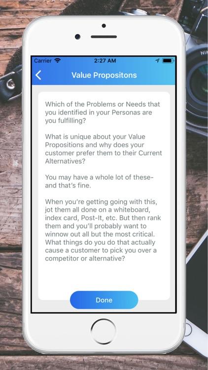 Business Model Canvas 2 screenshot-4