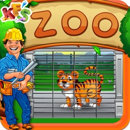 Build a Zoo – Builder Games for Kids
