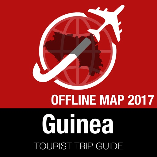 Guinea Tourist Guide + Offline Map