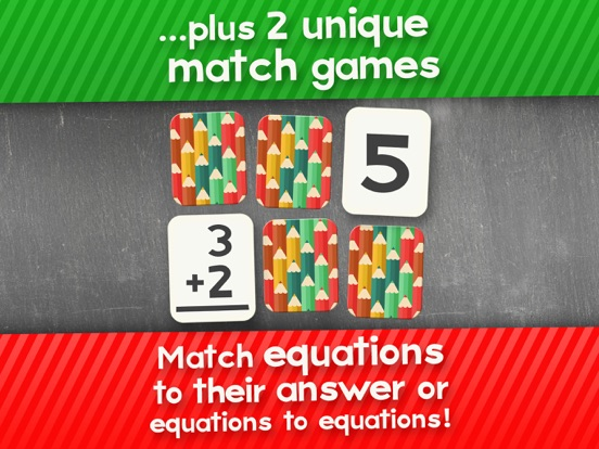 Screenshot #2 for Addition Flash Cards Math Help Quiz Learning Games