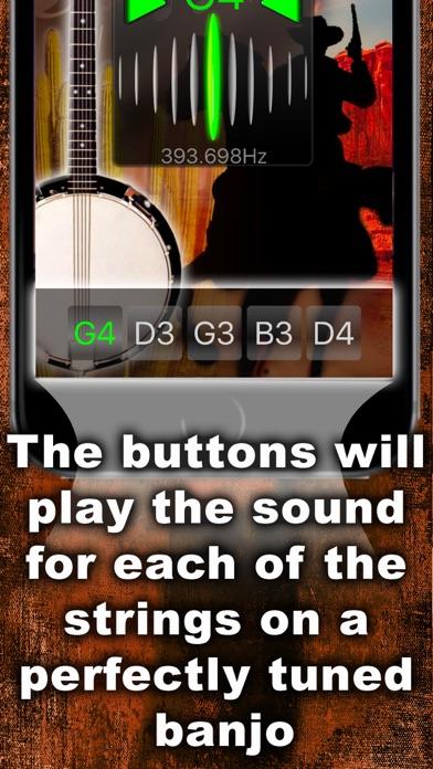 Easy Banjo Tuner Screenshot 3
