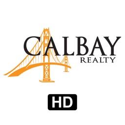 CalBay Realty Home Search for iPad