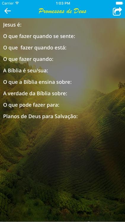 Pela Fé: Promessas Biblicas