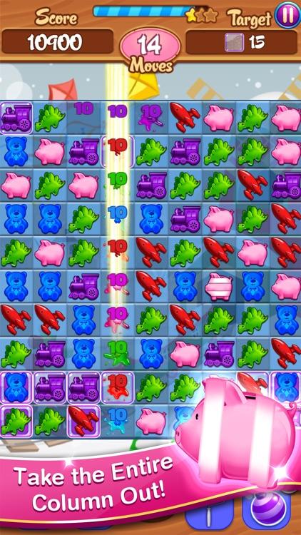 Toy Match 3: Blast Mania screenshot-4