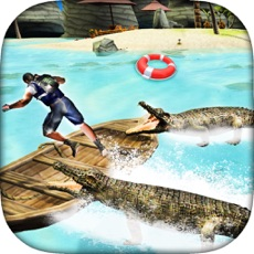Activities of Crocodile Attack - Simulator 3D