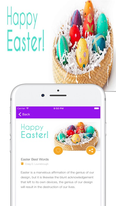 Easter greetings quotes wishes sayings messages app price drops screenshot 6 for easter greetings quotes wishes sayings messages m4hsunfo