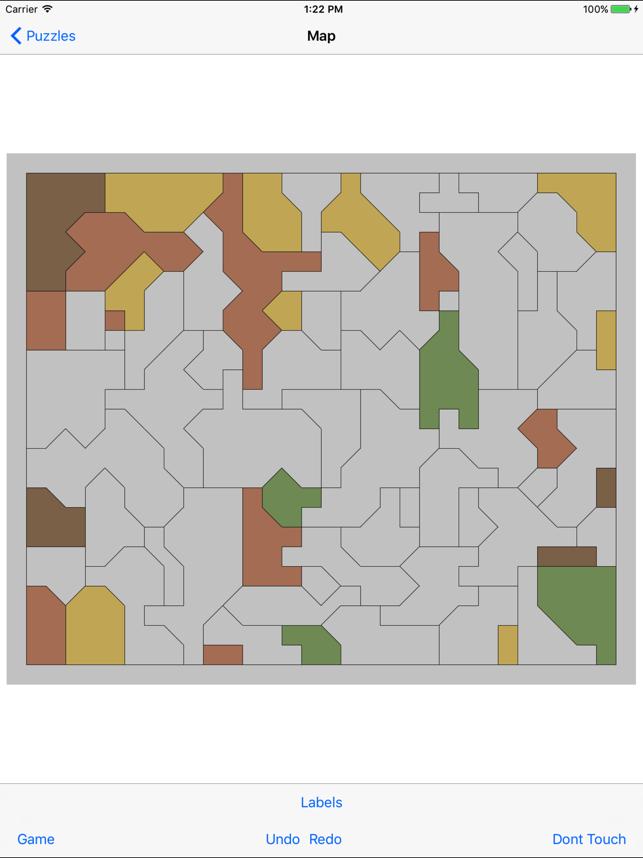 101 logic puzzles - games Screenshot