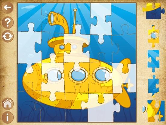 Детские Пазлы игры для мальчиков , детей и малышей на iPad