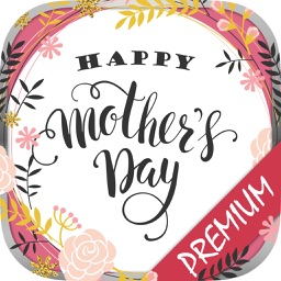 mother's day greeting cards and stickers - Pro