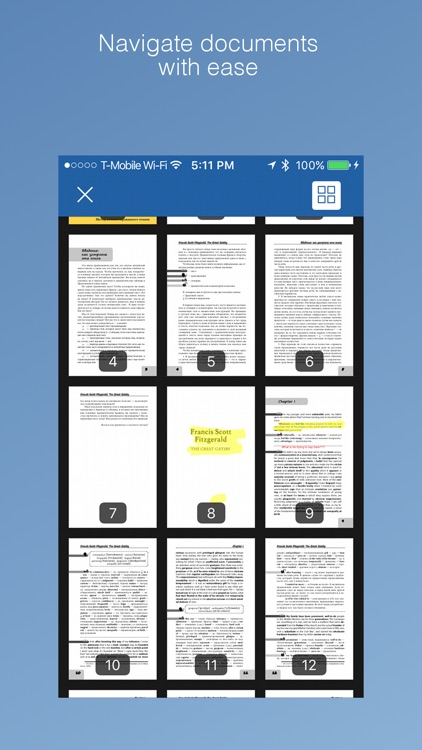 Notate Docs for Blackberry by Shafer Systems LLC