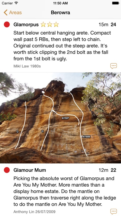 Sydney Climbing Guide screenshot-1