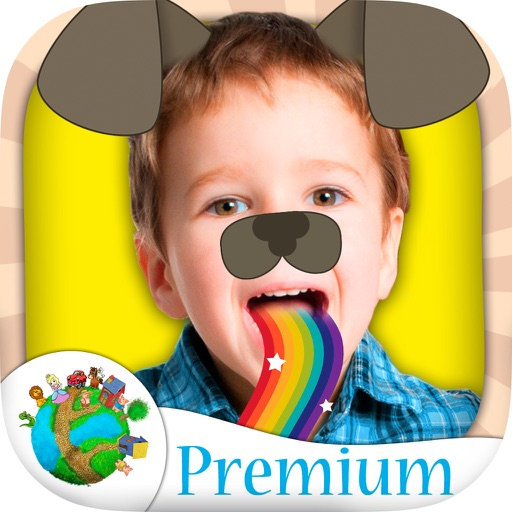 Funny Stickers for kids – Pro
