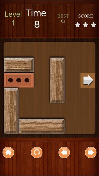Slide the Block Puzzle screenshot 2