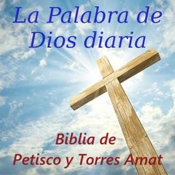 La Palabra de Dios diaria Petisco y Torres Amat