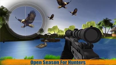 Bird Hunting Challenge: Wild Sniper Shooting 3Ds screenshot three