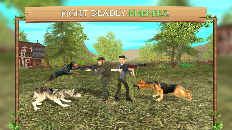 Dog Sim Online: Build A Family screenshot-4
