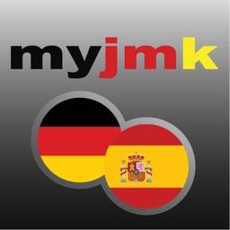 MYJMK German <-> Spanish Dictionaries