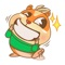 Fufu the Hamster - Cute stickers for iMessage