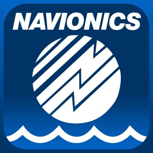 Boating Marine & Lakes app logo