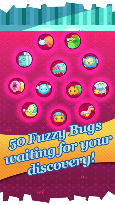 Fuzzy Bug World screenshot three