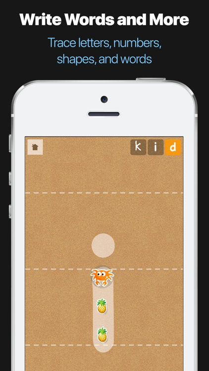 Little Writer - The Tracing App for Kids