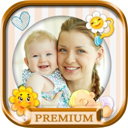 Baby photo frames for kids - Pro