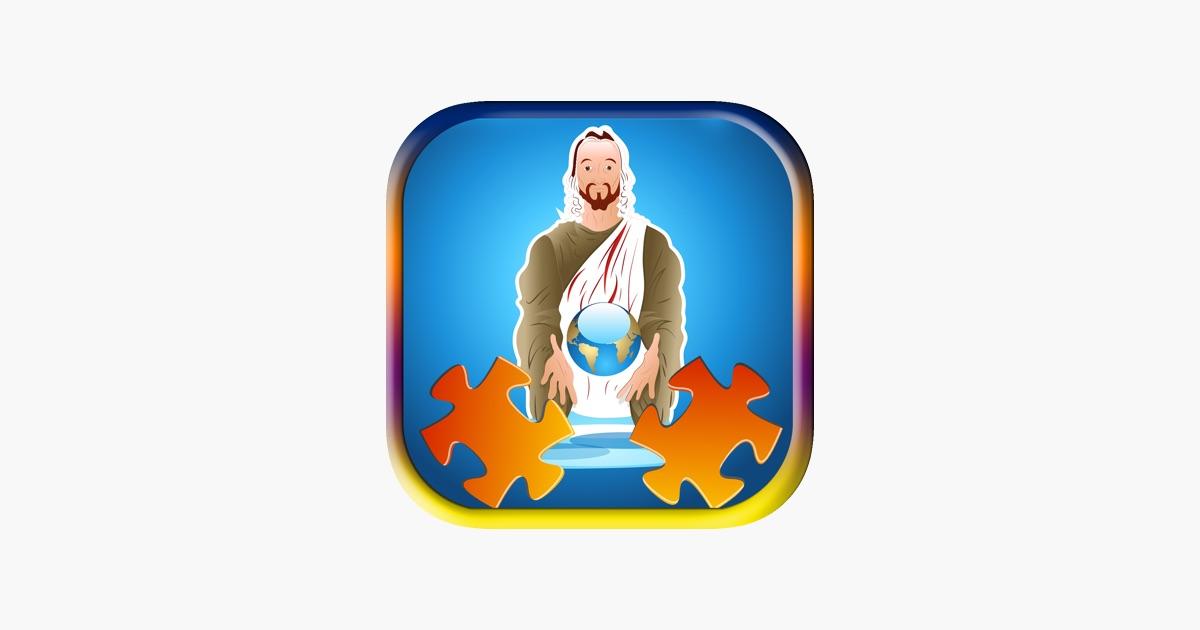 Cristiano Biblia Y Jesús Cristo Rompecabezas Niño en App Store