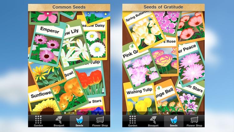 Flower Garden Free - Grow Flowers Send Bouquets screenshot-3