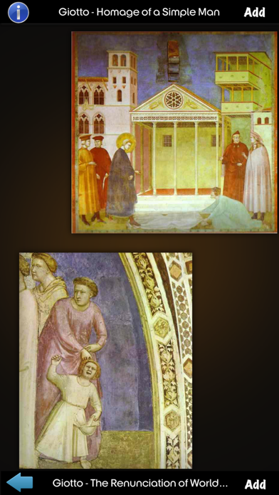 Giotto Art Gallery! screenshot 3