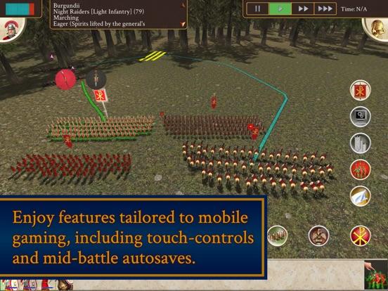 ROME: Total War - Barbarian Invasion iPad