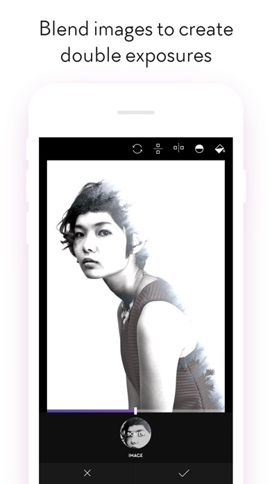 Filterloop Pro - Powerful photo editing app Screenshot