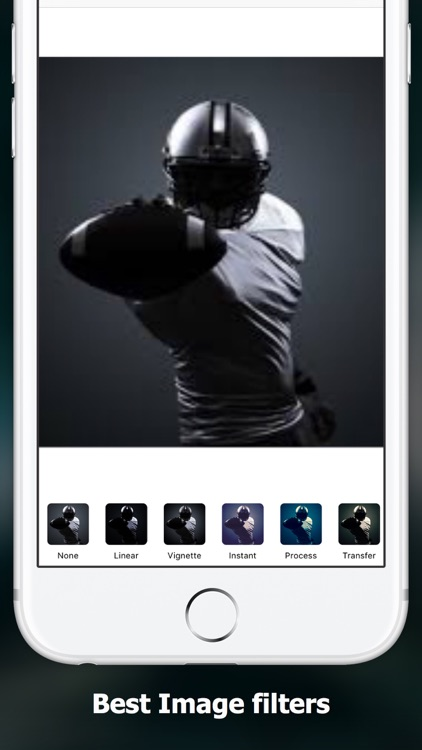 American football wallpapers with wallpaper editor