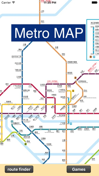 Guangzhou Subway Map 2017.Guangzhou Metro Map And Route Planner By Julien Bourgouint