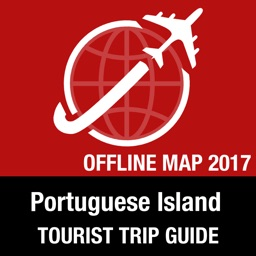 Portuguese Island Tourist Guide + Offline Map