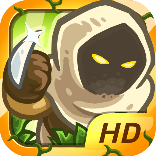 Kingdom Rush Frontiers HD icon