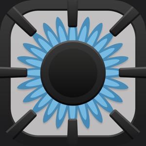 KitchenPad® Timer app