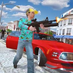 Crime Guy In City